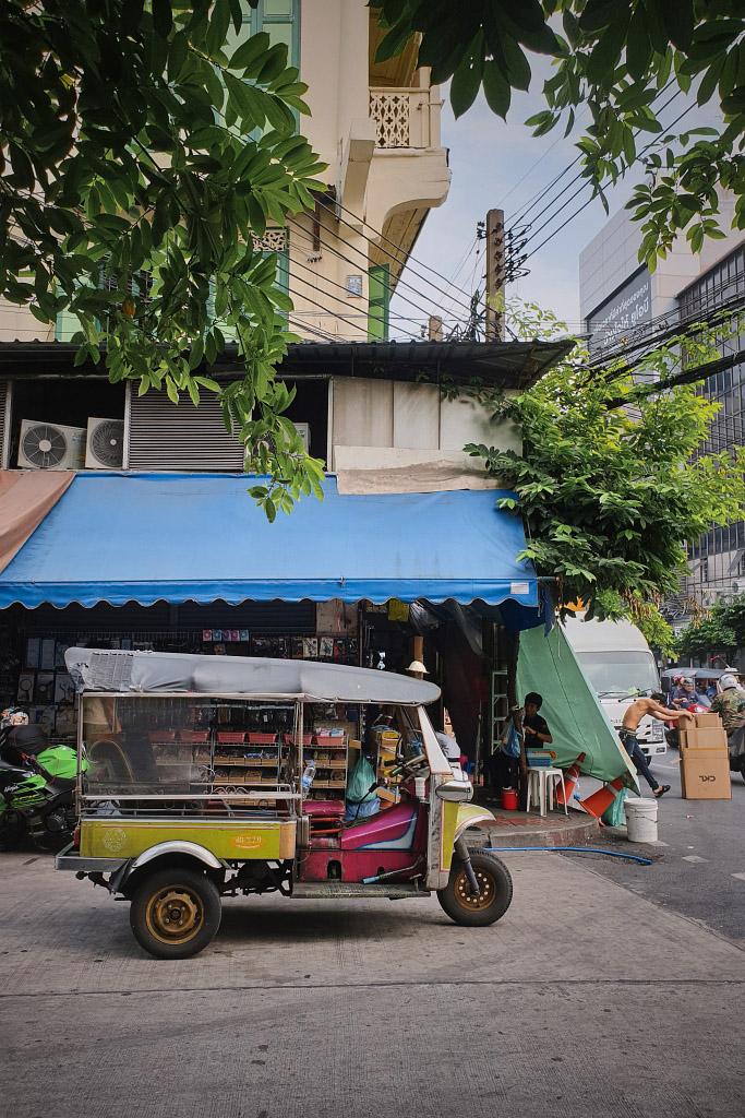 bangkok chinska dzielnica chinatown 001 Bangkok    smaki i zapachy Chinatown