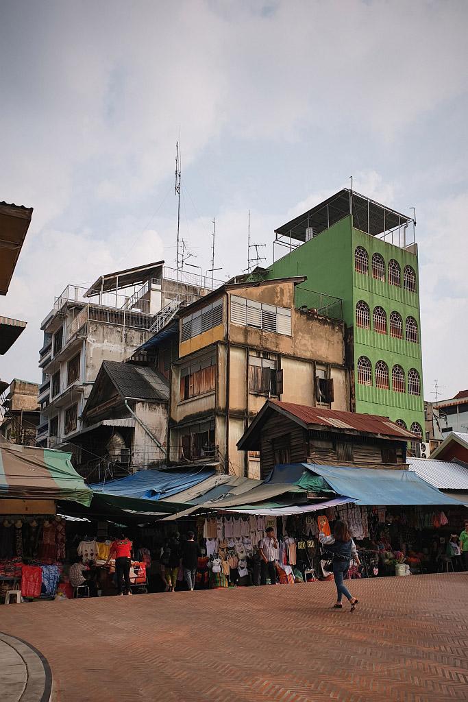 bangkok chinska dzielnica chinatown 002 Bangkok    smaki i zapachy Chinatown