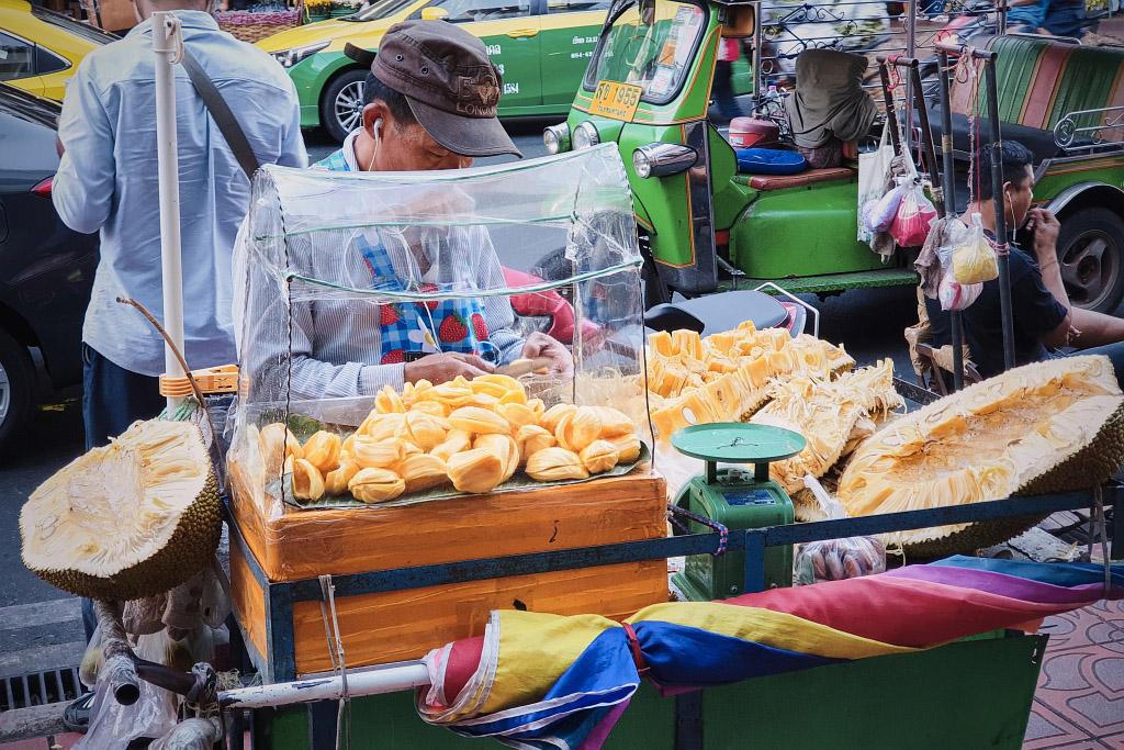bangkok chinska dzielnica chinatown 013 Bangkok    smaki i zapachy Chinatown