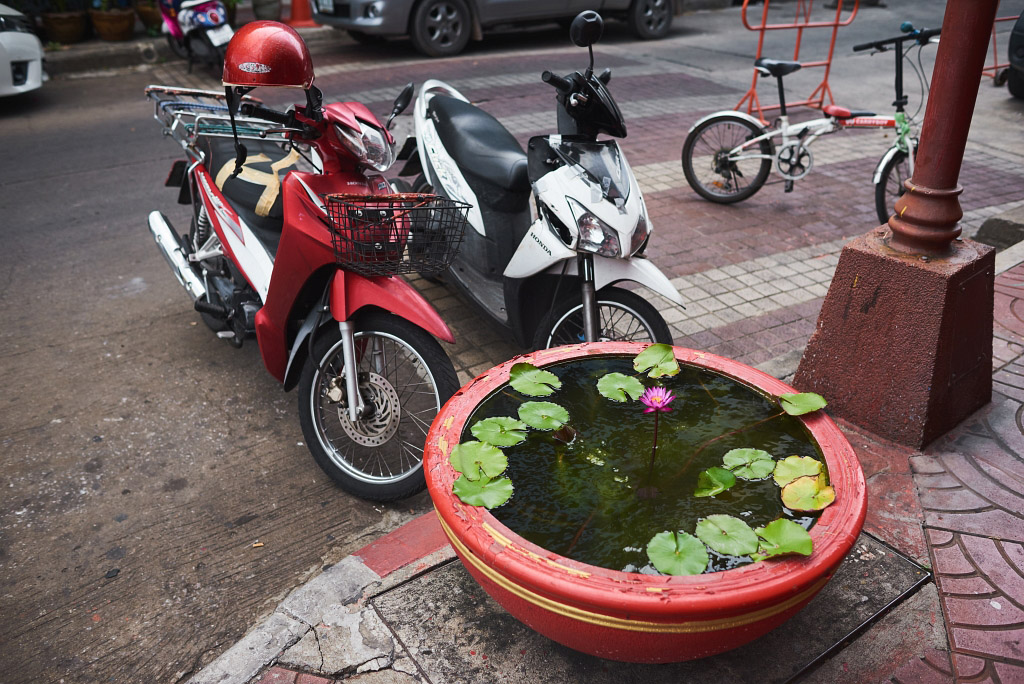 bangkok chinska dzielnica chinatown 015 Bangkok    smaki i zapachy Chinatown