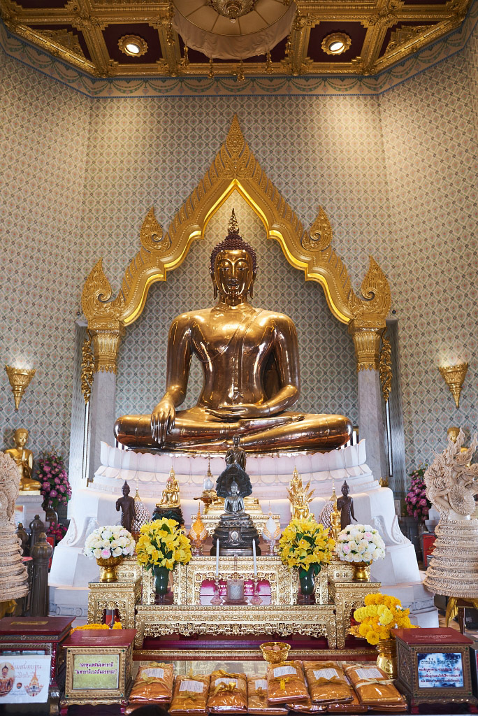 bangkok chinska dzielnica chinatown 019 Bangkok    smaki i zapachy Chinatown