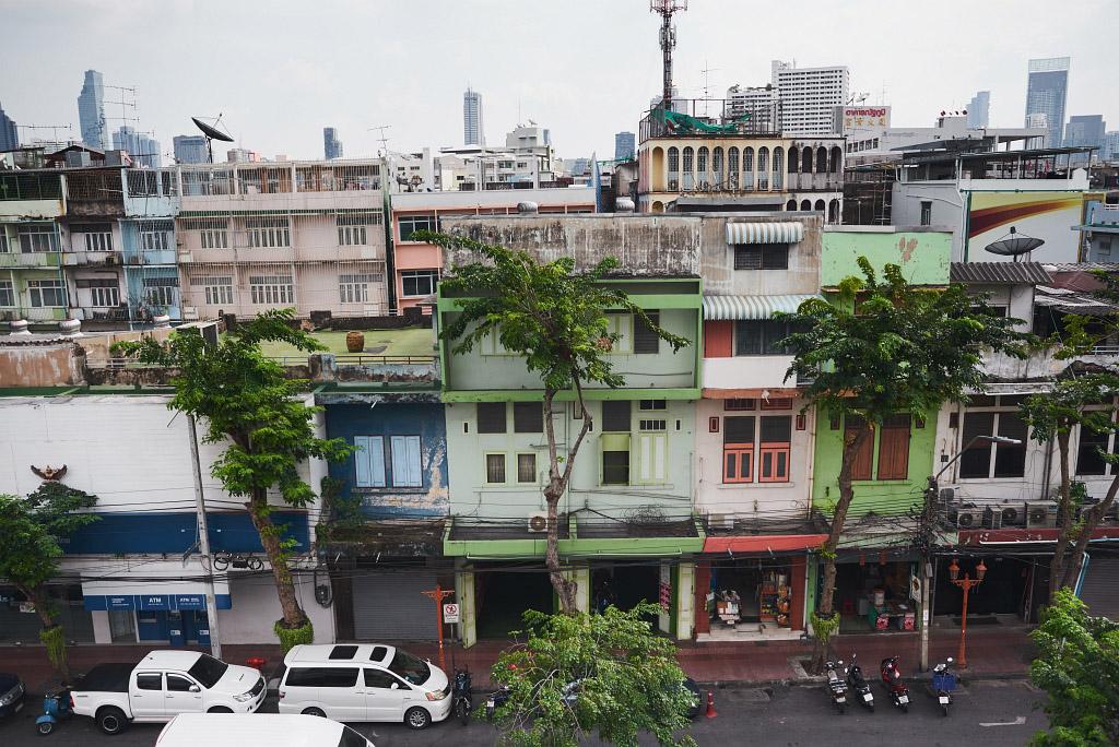 bangkok chinska dzielnica chinatown 023 Bangkok    smaki i zapachy Chinatown