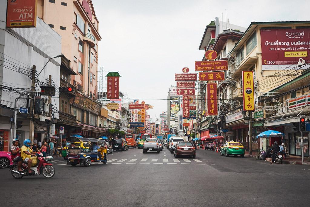 bangkok chinska dzielnica chinatown 032 Bangkok    smaki i zapachy Chinatown