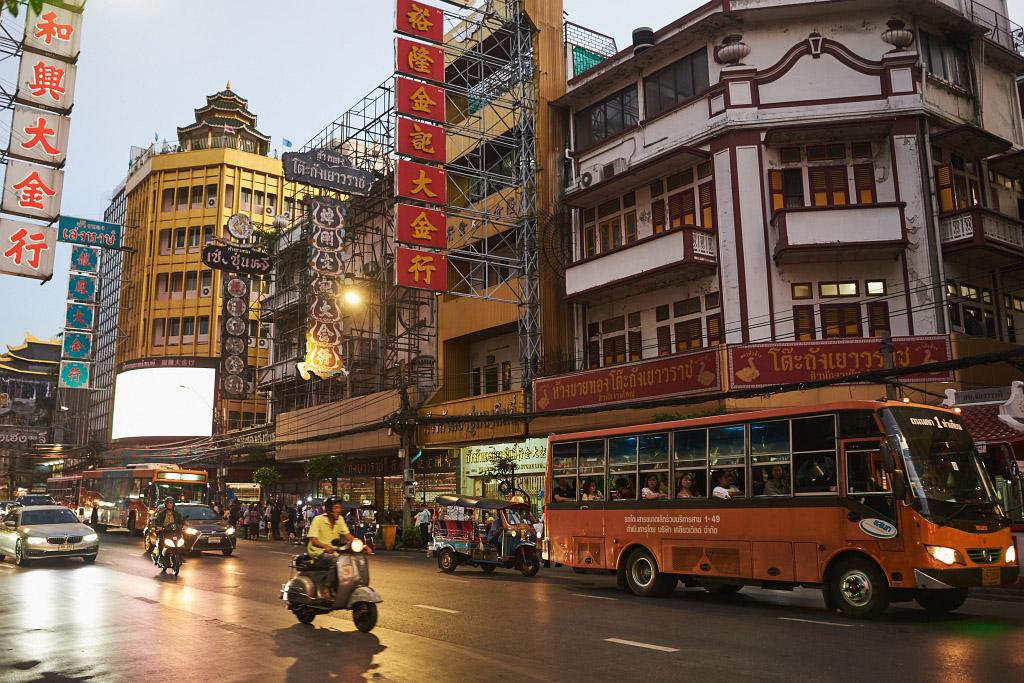 bangkok chinska dzielnica chinatown 046 Bangkok    smaki i zapachy Chinatown