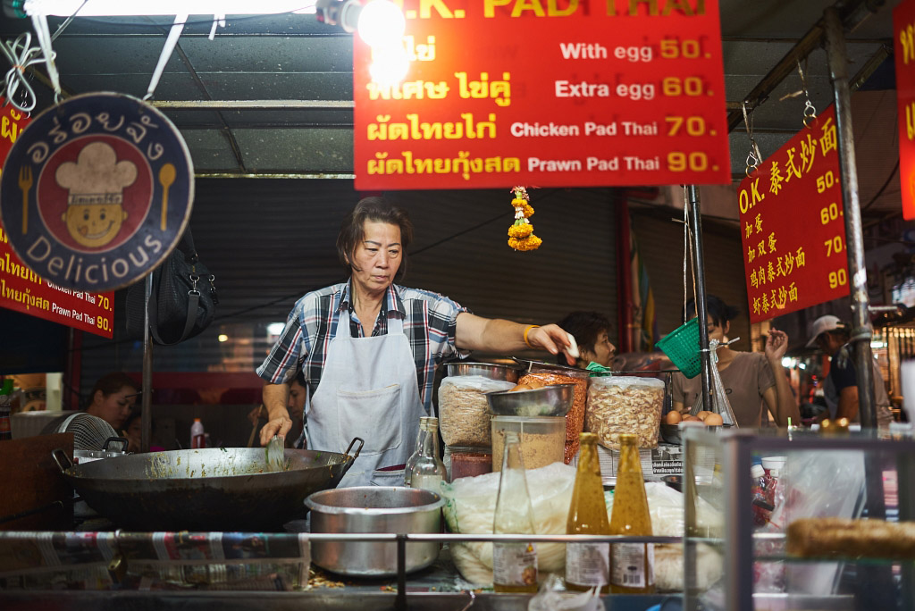 bangkok chinska dzielnica chinatown 048 Bangkok    smaki i zapachy Chinatown