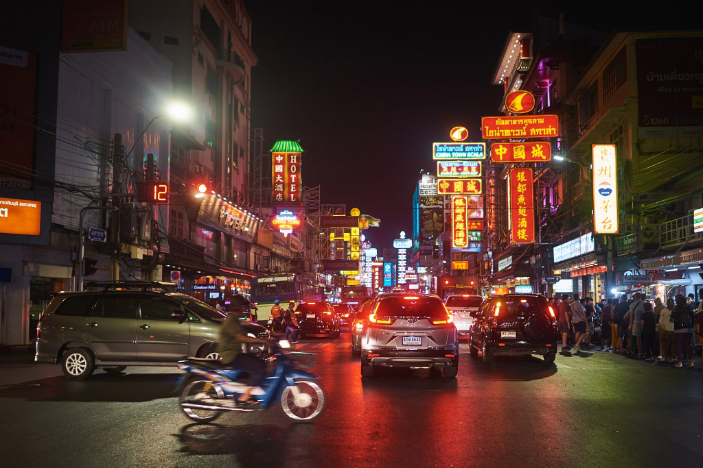 bangkok chinska dzielnica chinatown 052 Bangkok    smaki i zapachy Chinatown