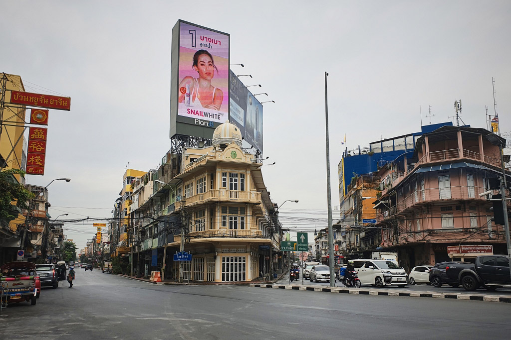 bangkok chinska dzielnica chinatown 053 Bangkok    smaki i zapachy Chinatown