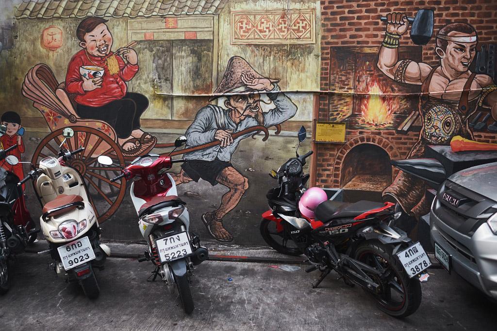 bangkok chinska dzielnica chinatown 091 Bangkok    smaki i zapachy Chinatown