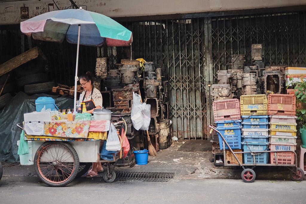 bangkok chinska dzielnica chinatown 092 Bangkok    smaki i zapachy Chinatown