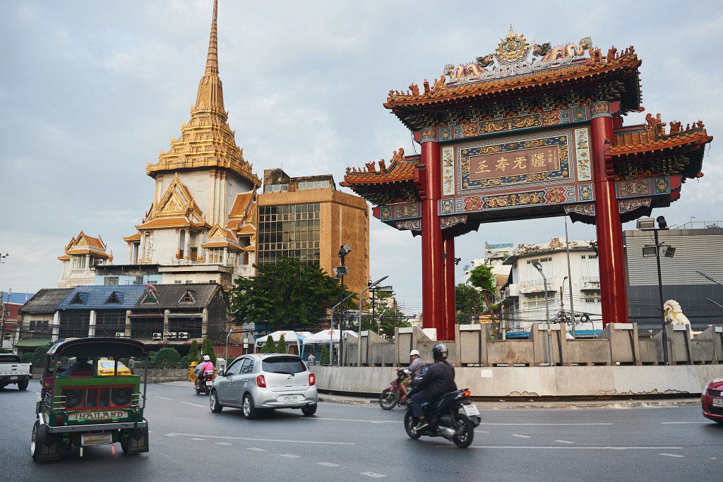 bangkok chinska dzielnica chinatown 093 Bangkok    smaki i zapachy Chinatown