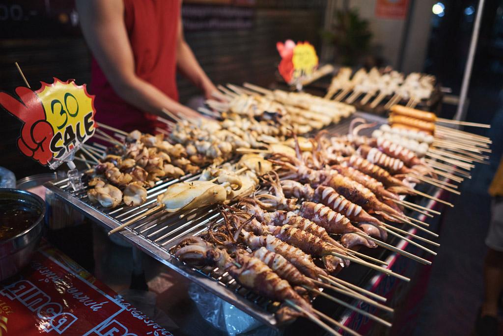 bangkok chinska dzielnica chinatown 100 Bangkok    smaki i zapachy Chinatown