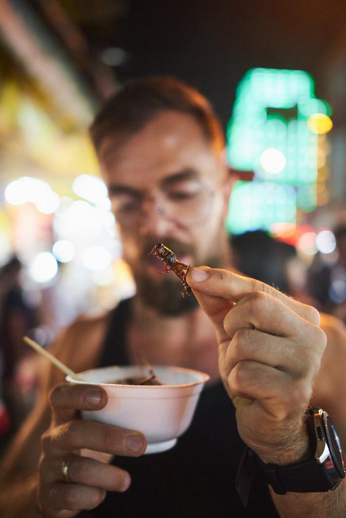 bangkok chinska dzielnica chinatown 102 Bangkok    smaki i zapachy Chinatown