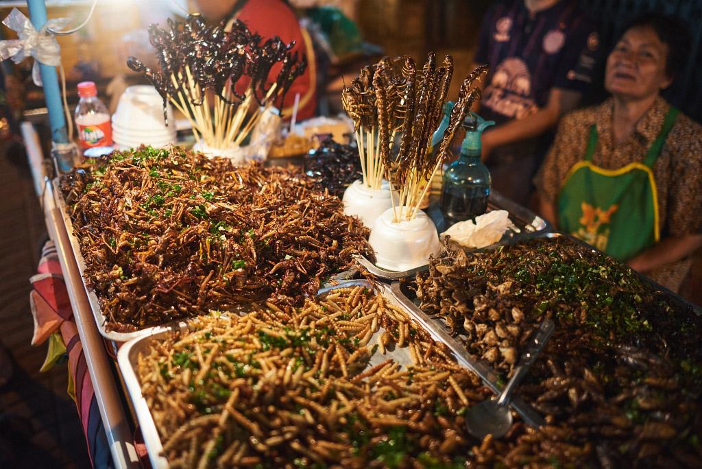 bangkok chinska dzielnica chinatown 108 Bangkok    smaki i zapachy Chinatown