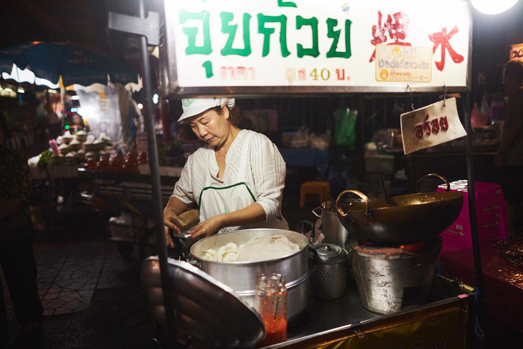 bangkok chinska dzielnica chinatown 112 Bangkok    smaki i zapachy Chinatown