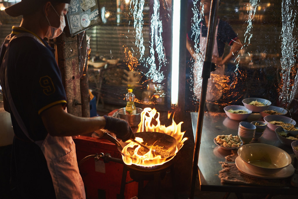 bangkok chinska dzielnica chinatown 114 Bangkok    smaki i zapachy Chinatown