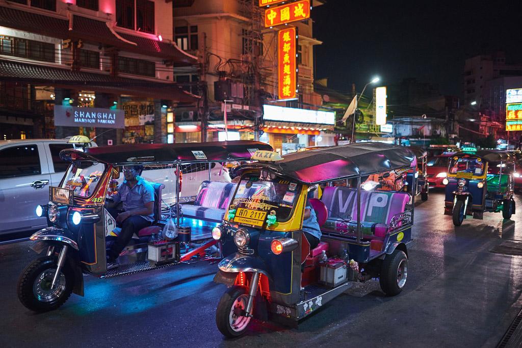 bangkok chinska dzielnica chinatown 115 Bangkok    smaki i zapachy Chinatown