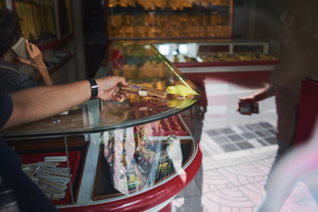 bangkok chinska dzielnica chinatown 117 Bangkok    smaki i zapachy Chinatown