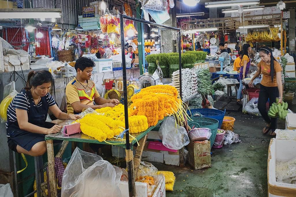 bangkok co zobaczyc menam006 Bangkok    rzeka, kanały i tereny zielone
