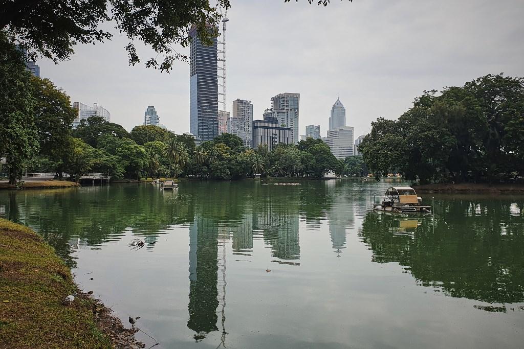 bangkok co zobaczyc menam014 Bangkok    rzeka, kanały i tereny zielone