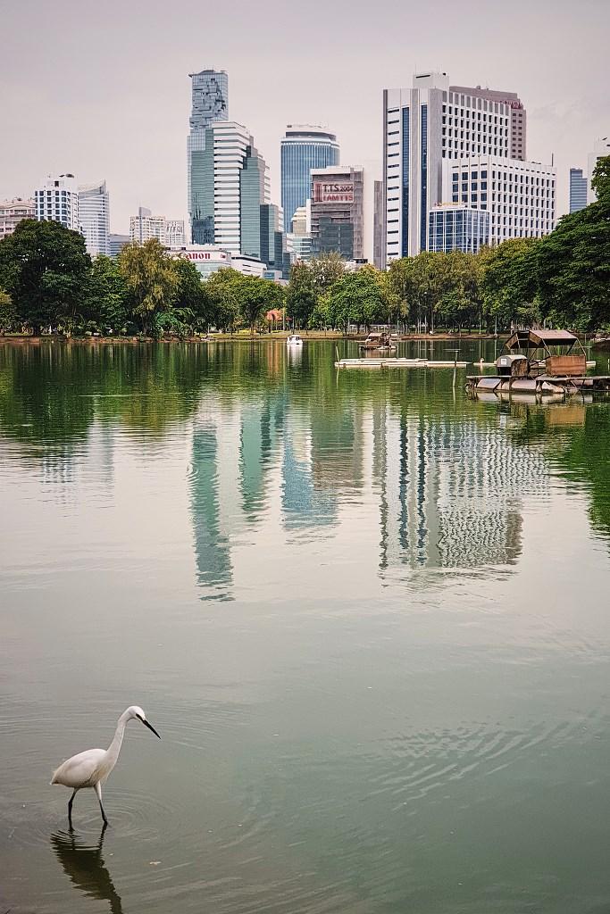 bangkok co zobaczyc menam016 Bangkok    rzeka, kanały i tereny zielone