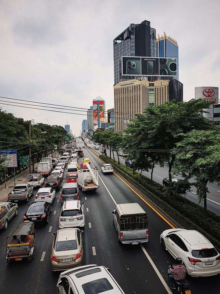 bangkok co zobaczyc menam017 Bangkok    rzeka, kanały i tereny zielone