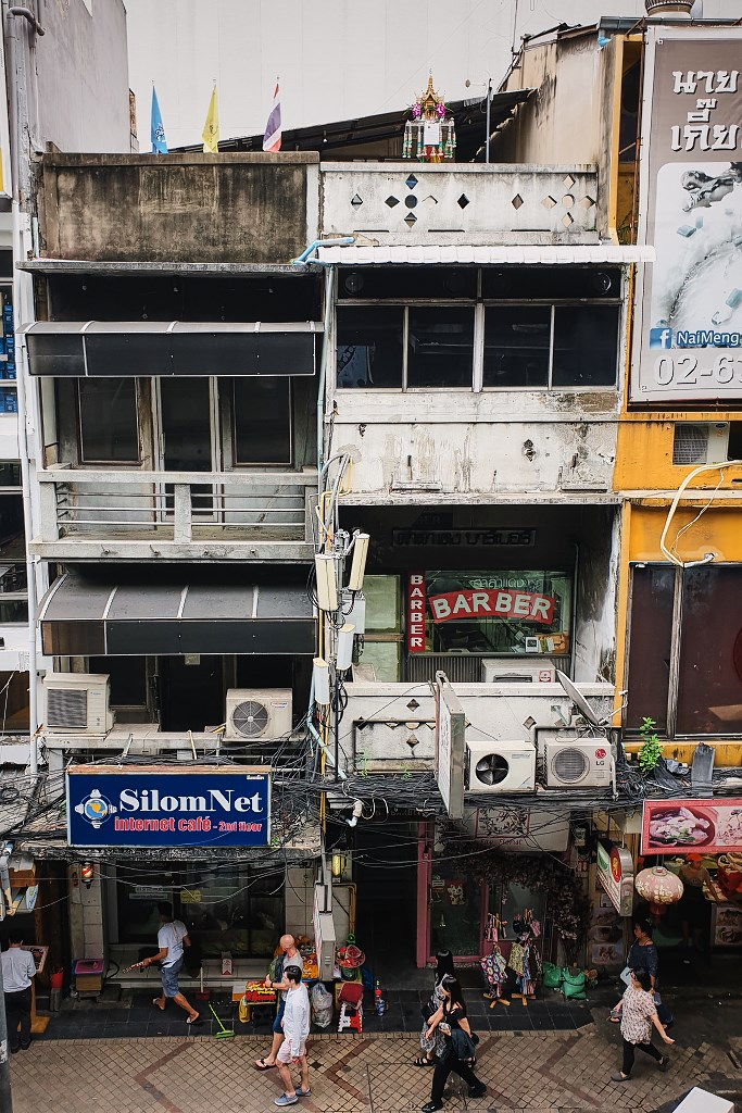 bangkok co zobaczyc menam019 Bangkok    rzeka, kanały i tereny zielone