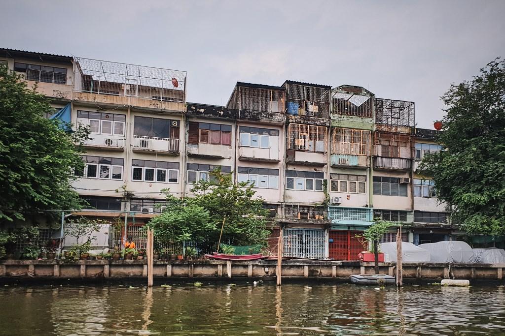 bangkok co zobaczyc menam035 Bangkok    rzeka, kanały i tereny zielone