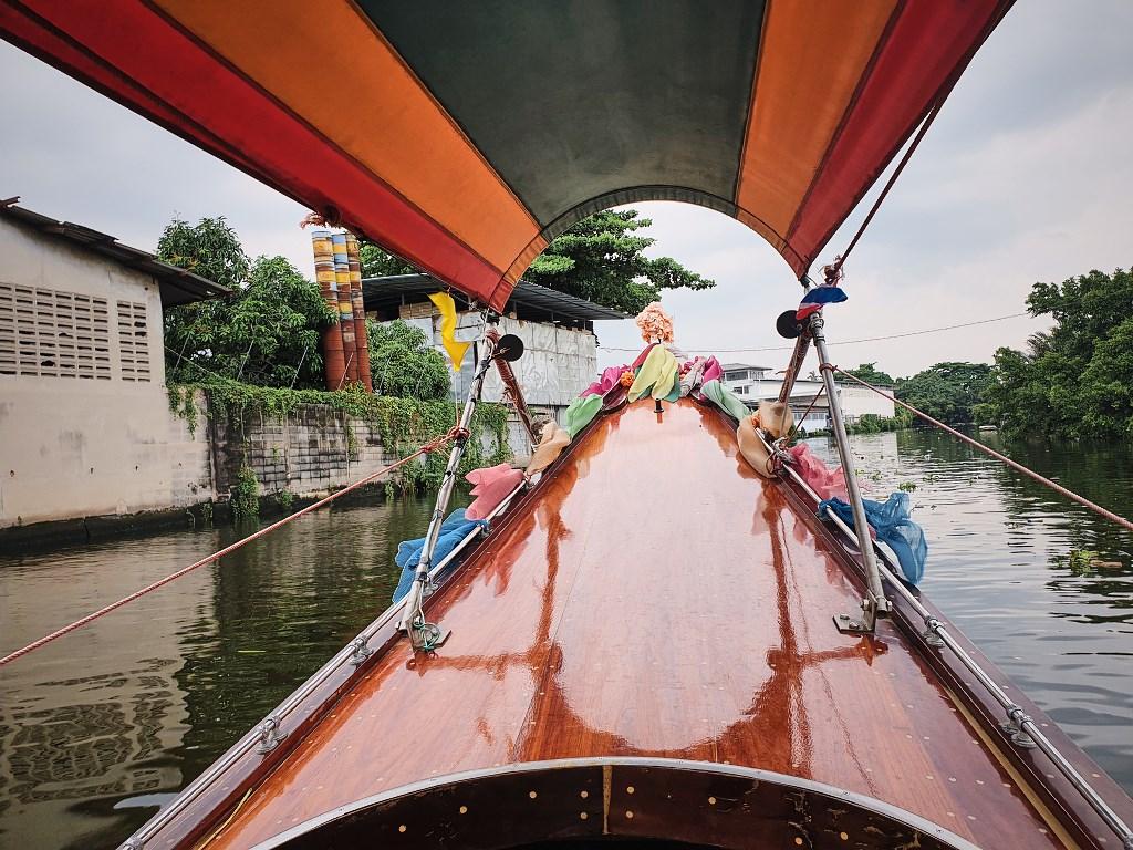 bangkok co zobaczyc menam040 Bangkok    rzeka, kanały i tereny zielone