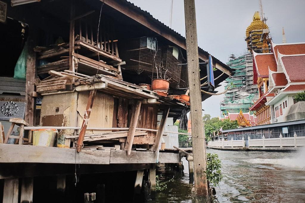 bangkok co zobaczyc menam048 Bangkok    rzeka, kanały i tereny zielone