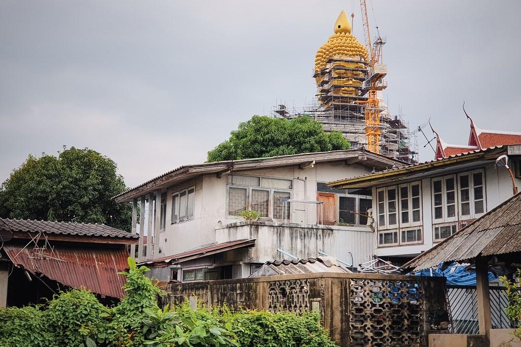 bangkok co zobaczyc menam049 Bangkok    rzeka, kanały i tereny zielone