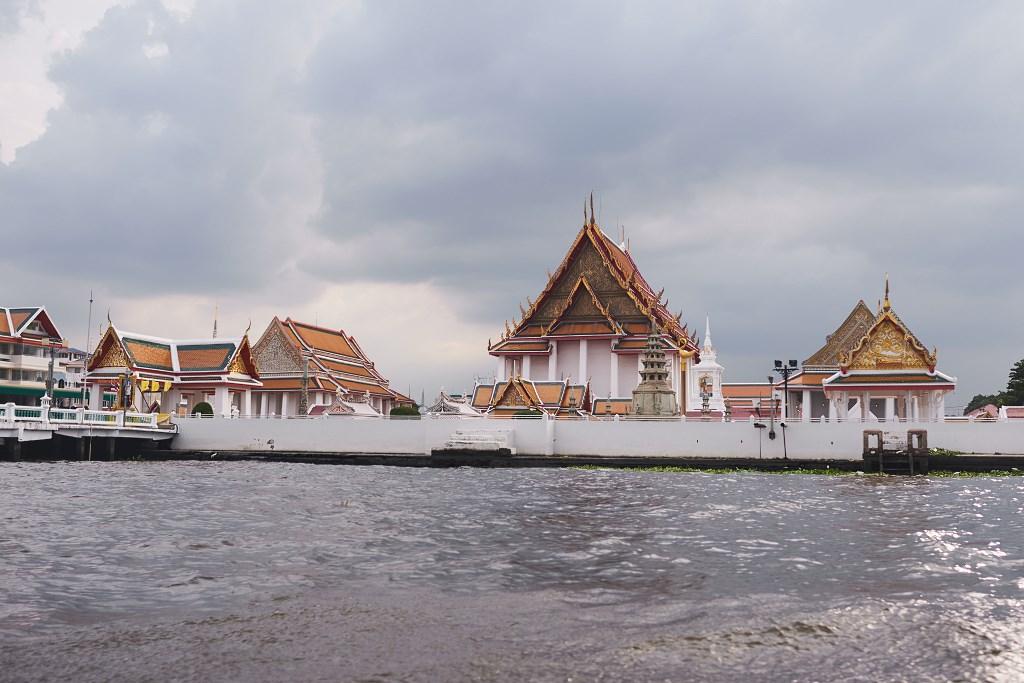 bangkok co zobaczyc menam053 Bangkok    rzeka, kanały i tereny zielone