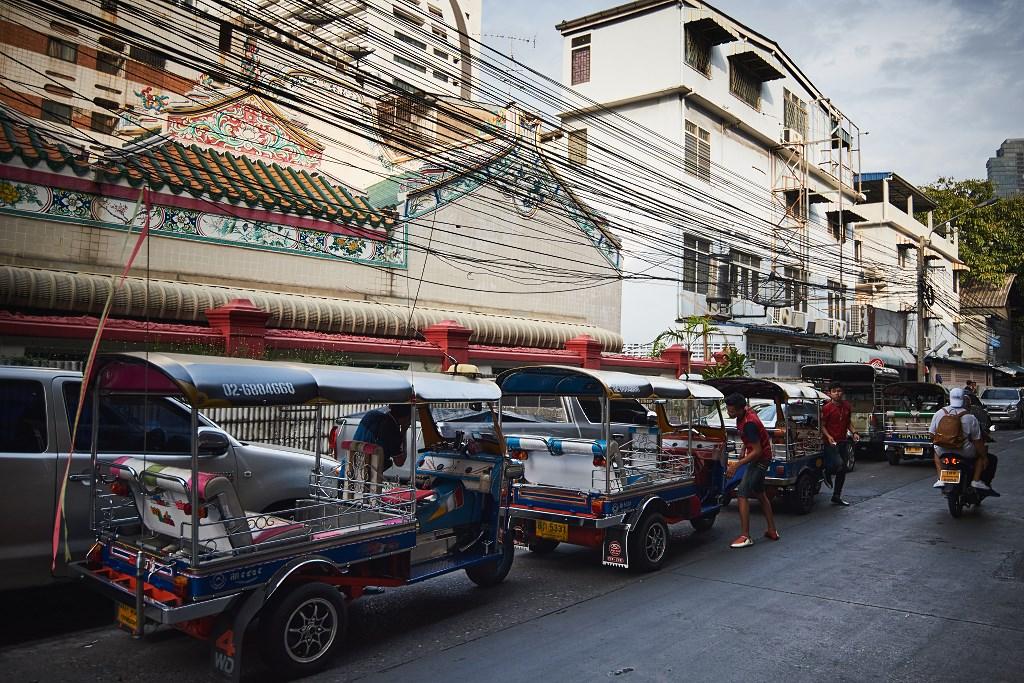 bangkok co zobaczyc menam060 Bangkok    rzeka, kanały i tereny zielone