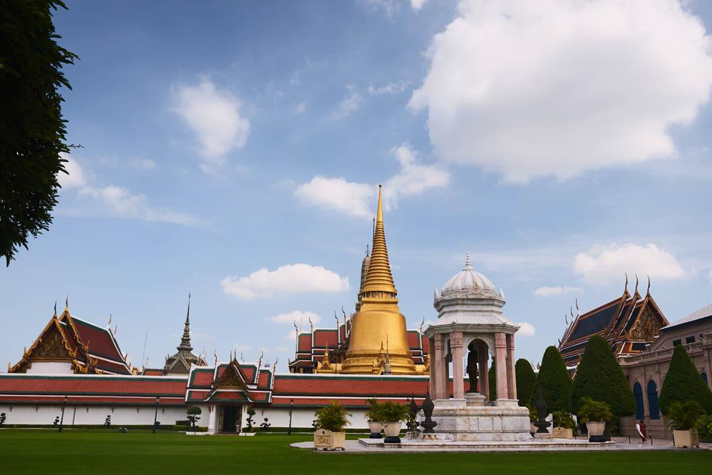 tajlandia bangkok palac 001352 Bangkok   Wielki Pałac