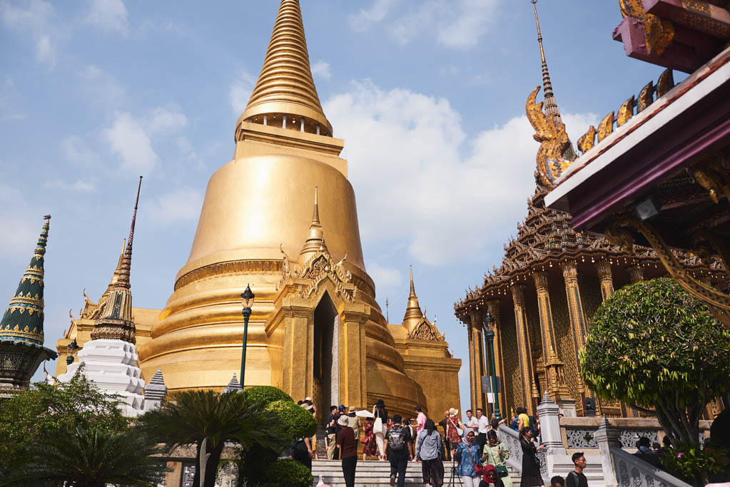 tajlandia bangkok palac 001353 Bangkok   Wielki Pałac