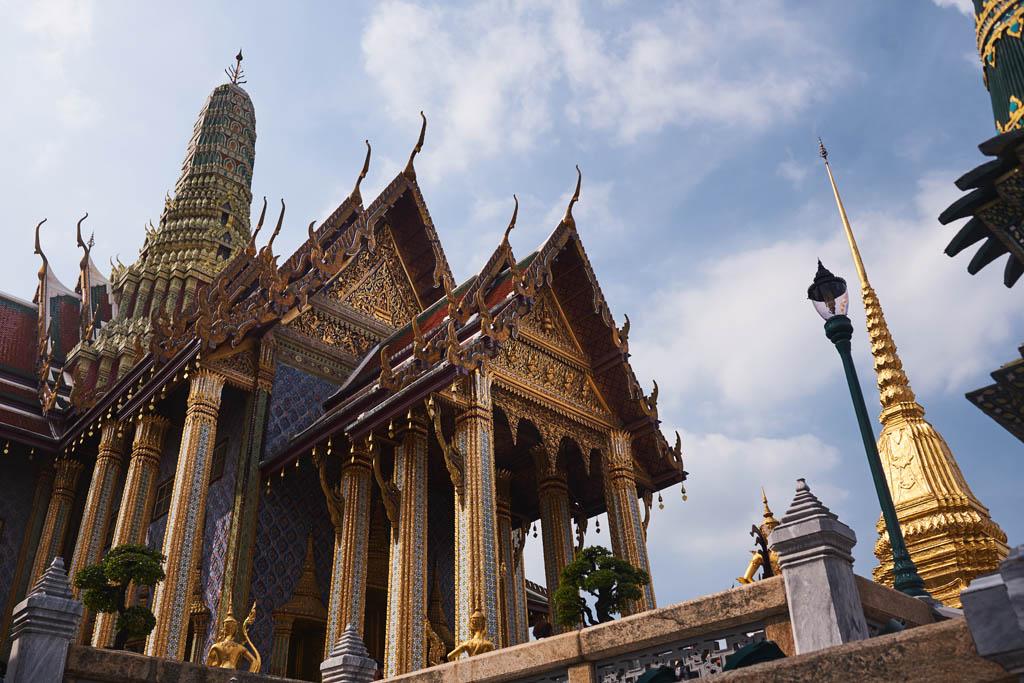 tajlandia bangkok palac 001355 Bangkok   Wielki Pałac