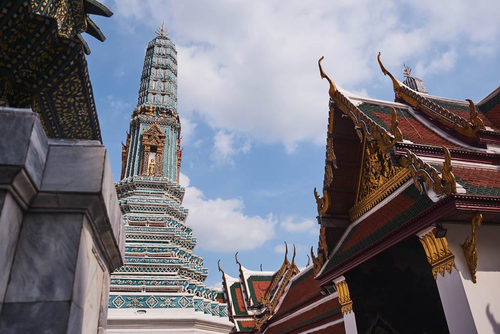 tajlandia bangkok palac 001356 Bangkok   Wielki Pałac