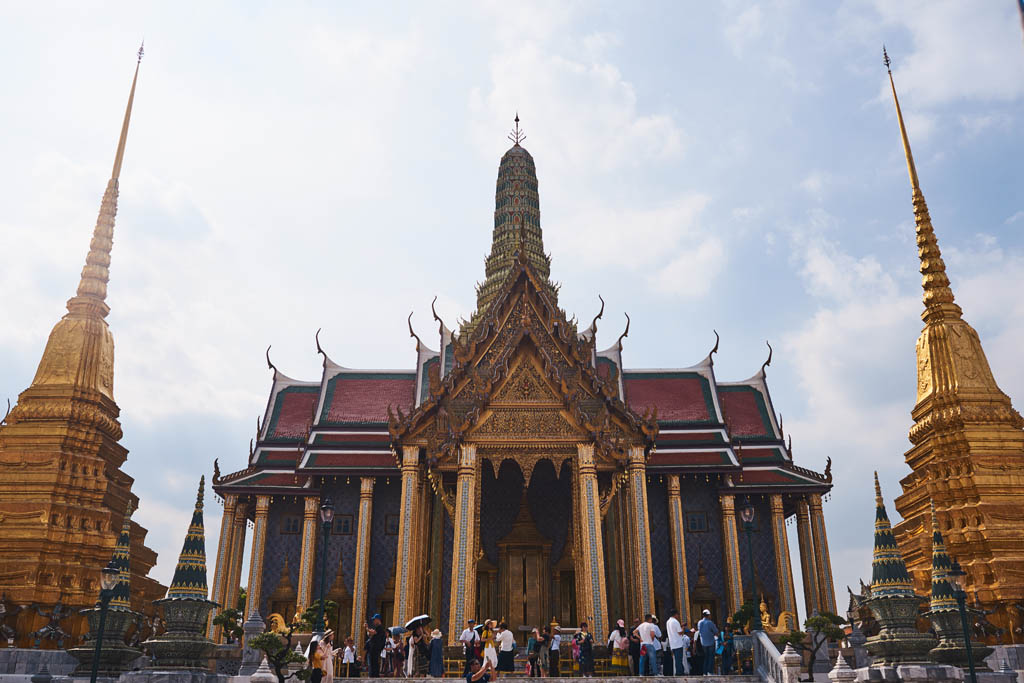 tajlandia bangkok palac 001359 Bangkok   Wielki Pałac