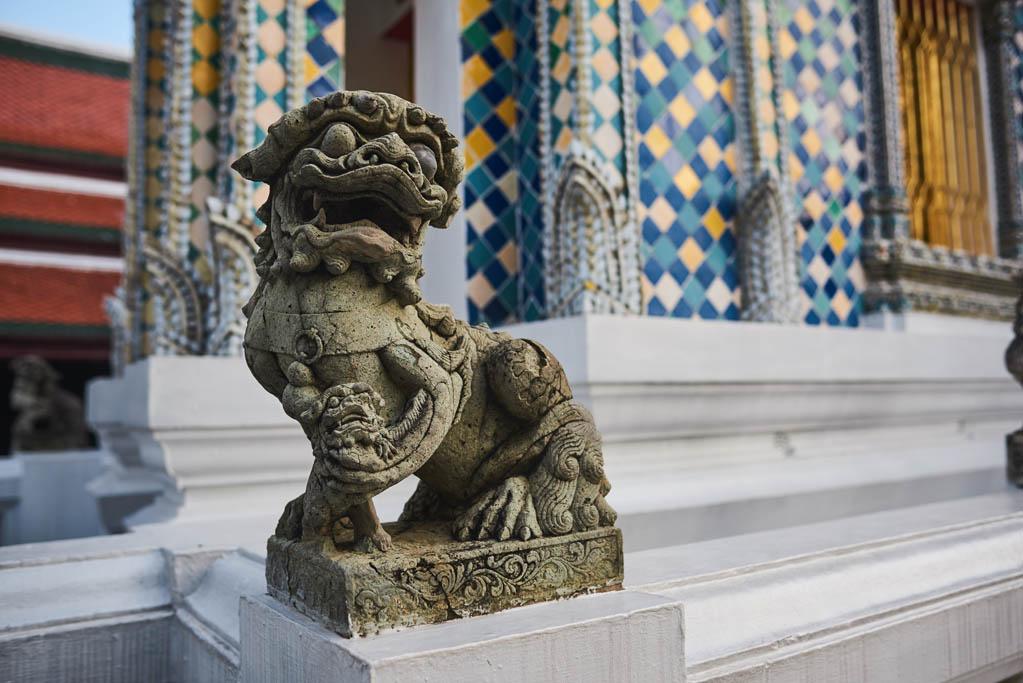 tajlandia bangkok palac 001360 Bangkok   Wielki Pałac