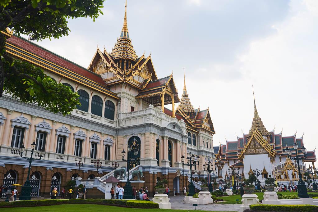 tajlandia bangkok palac 001362 Bangkok   Wielki Pałac