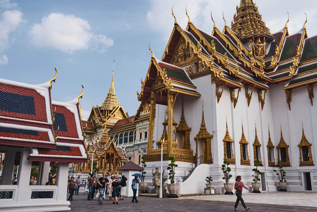 tajlandia bangkok palac 001364 Bangkok   Wielki Pałac