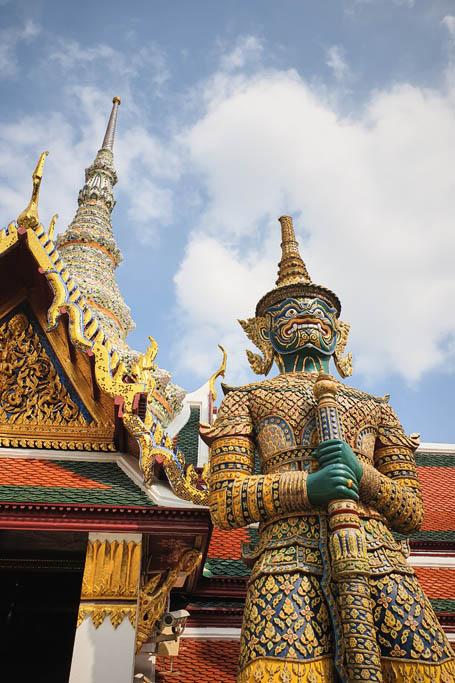 tajlandia bangkok palac 001389 Bangkok   Wielki Pałac