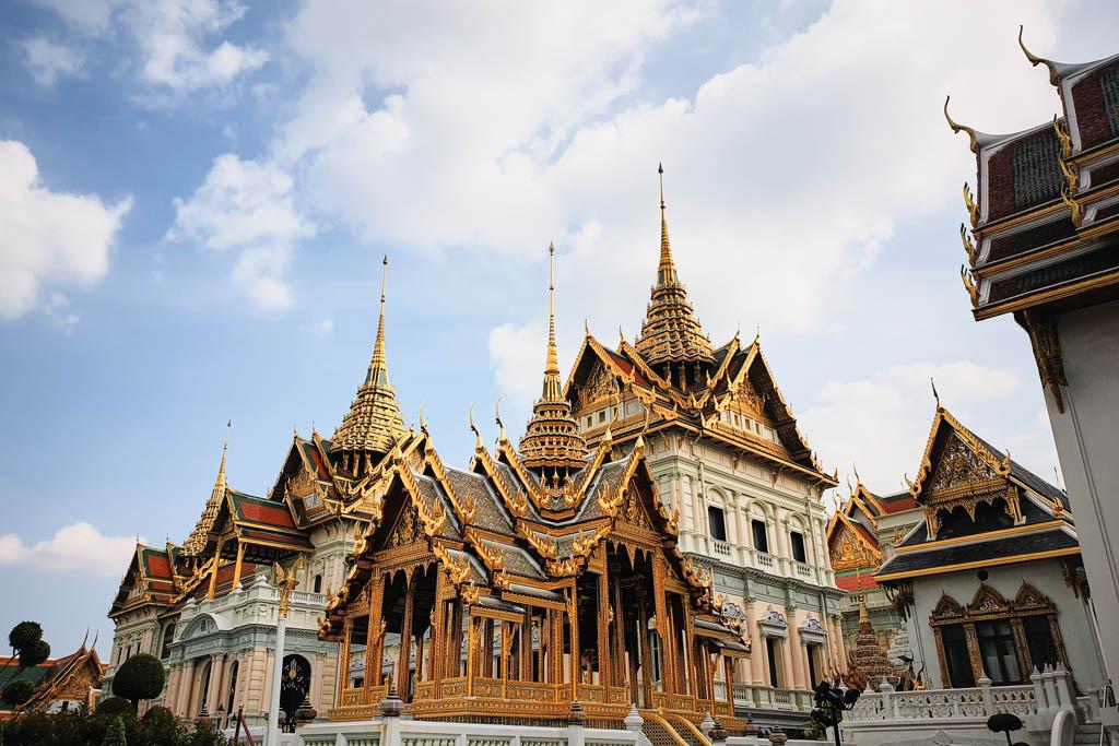 tajlandia bangkok palac 001396 Bangkok   Wielki Pałac